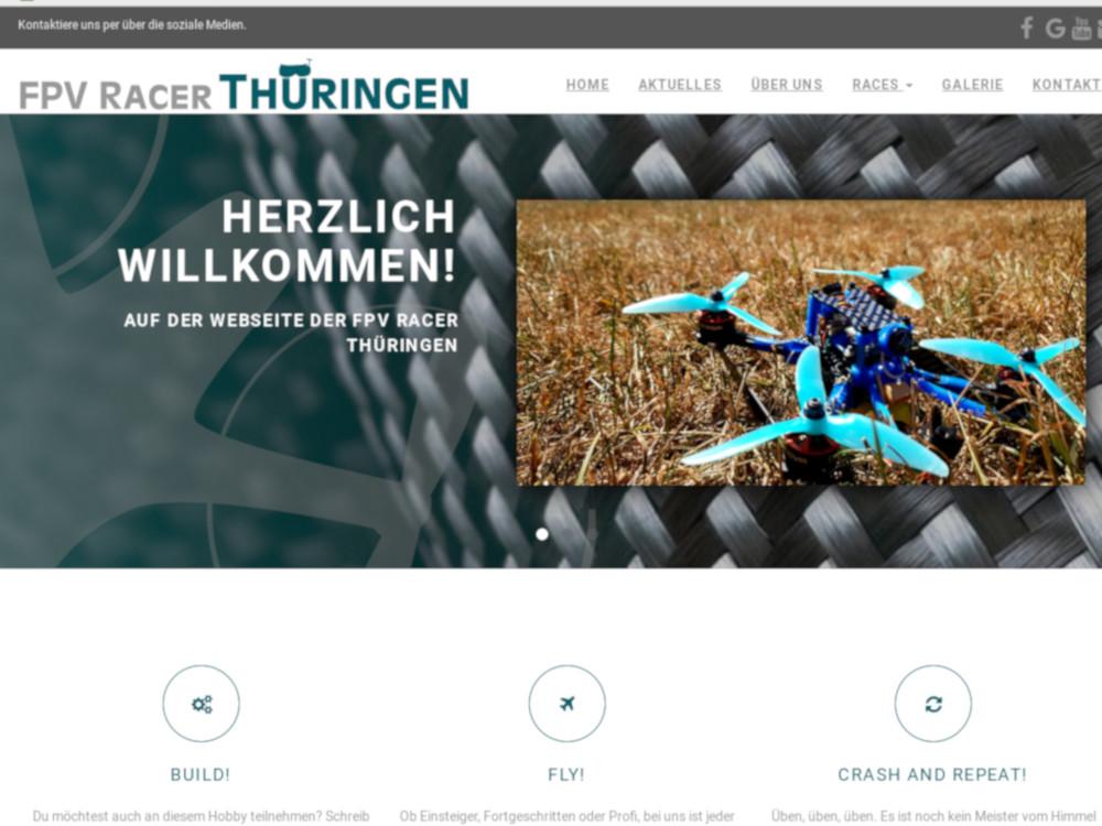 neue Webseite released